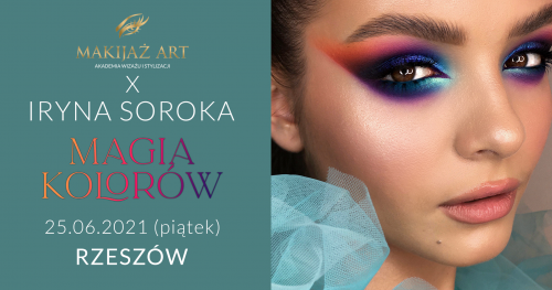 Iryna Soroka w Rzeszowie! ♥ Makijaż Art
