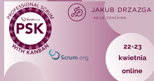 on-line: Professional Scrum with Kanban