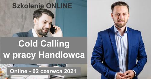 Cold Calling - szkolenie online - 02 czerwca 2021