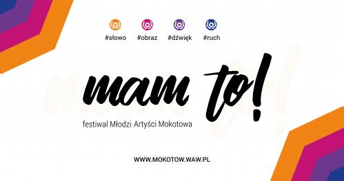 KONKURS TANECZNY _ MA TO! Festiwal Młodzi Artyści Mokotowa