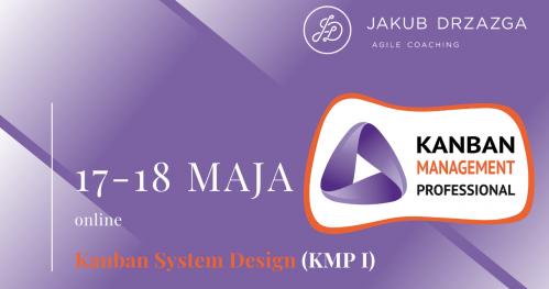 on-line:Kanban System Design (KMP I) - po polsku