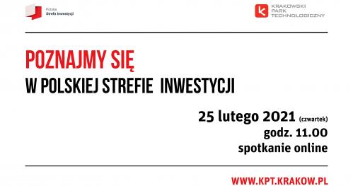 Poznajmy się w Polskiej Strefie Inwestycji!