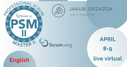 on-line: Professional Scrum Master II - English