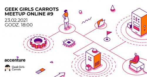 Geek Girls Carrots Meetup Online #9