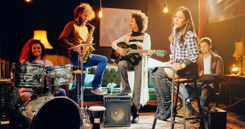 Warsztaty dla muzyków: Prawo autorskie w branży muzycznej #2