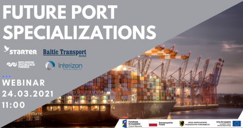 Future Port Specializations (Webinar)