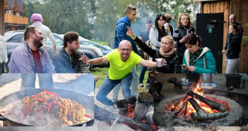 Piknik rodzinny - Zjazd Naszych