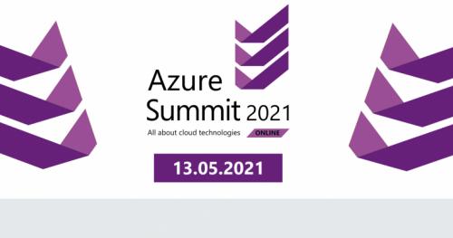 Azure Summit 2021 (online)