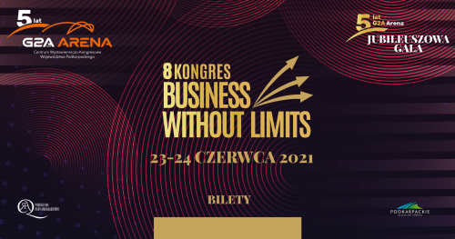 8 Kongres Business Without Limits    23-24 czerwca 2021