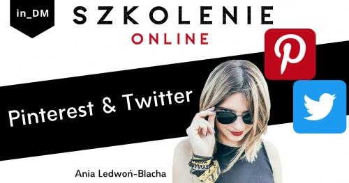 Szkolenie Pinterest&Twitter