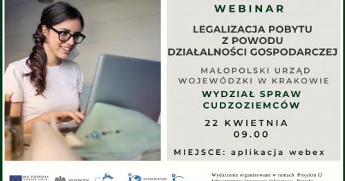 Webinarium: Legalizacja pobytu z powodu działalności gospodarczej