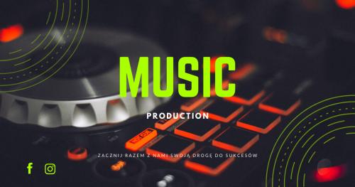 Dzień otwarty online + Lekcja próbna dla początkujących producentów muzycznych.
