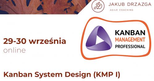 KMP I - Kanban System Design