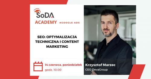 SEO: optymalizacja techniczna i content marketing