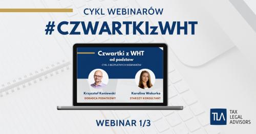 Webinar TLA - Czwartki z WHT 1/3 - Podstawowe informacje - co, kiedy i dlaczego?