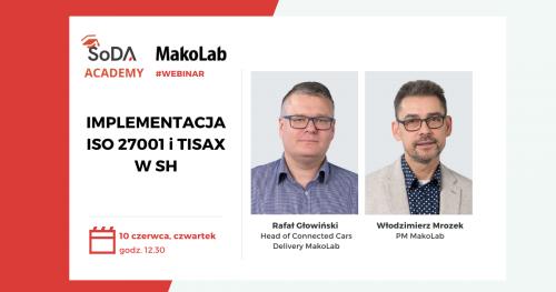 Implementacja ISO 27001 i TISAX w SH