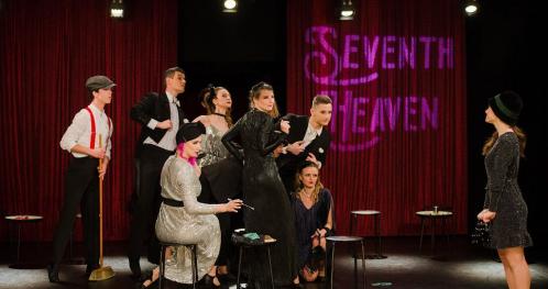 Seventh Heaven - spektakl Teatru Tańca TEST