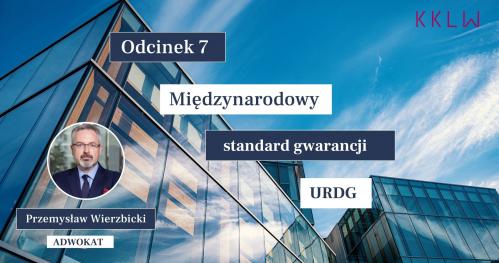 Międzynarodowy standard  gwarancji URDG