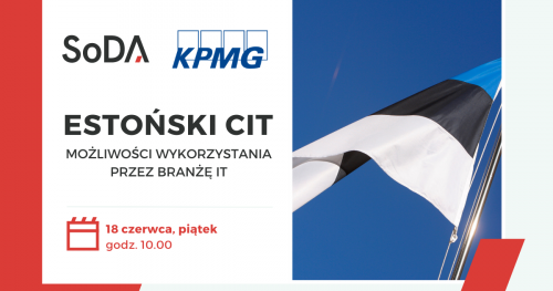 Estoński CIT - możliwości wykorzystania przez branżę IT