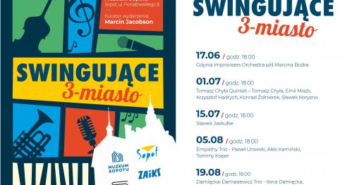 Swingujące 3-miasto - Damięcka-Piotr Trio