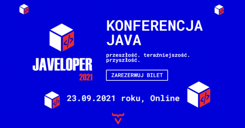 Javeloper 2021 (online)