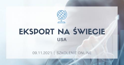 Eksport na świecie - USA