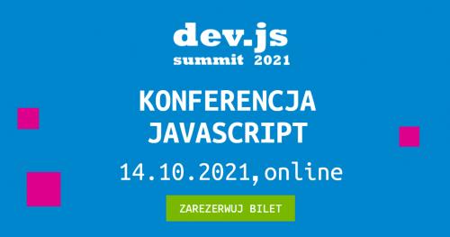 dev.js Summit 2021 (online)