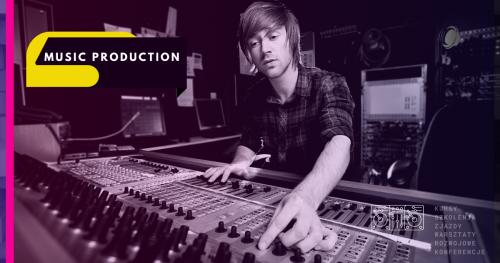 Produkcja Muzyczna dla Początkujących - kurs 42h