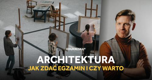 Jak zdać na architekturę w Gdańsku? Webinar