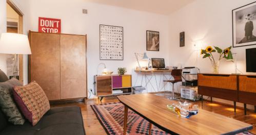 Mieszkanie Violetty Philipps