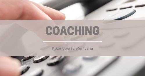 Coaching telefoniczny - Mira Chlebowska