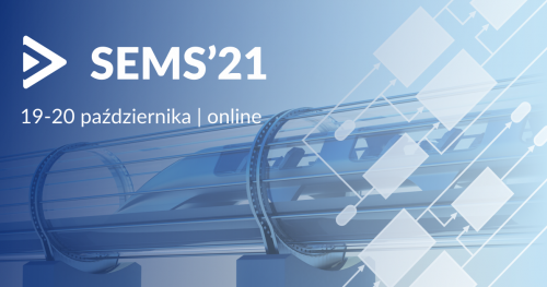 Konferencja online SEMS'21