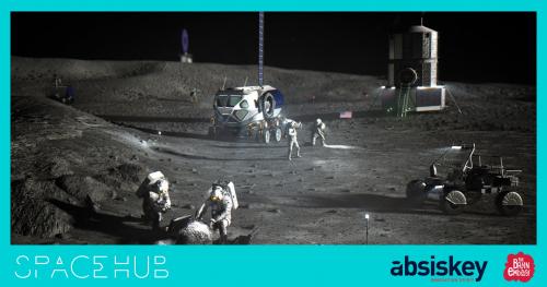 SpaceHUB: Eksploracja Księżyca