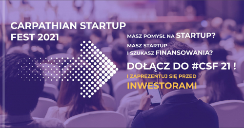 Carpathian Startup Fest 2021