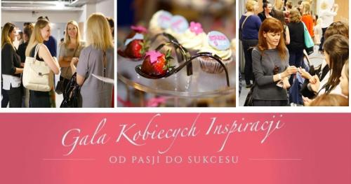 IX GALA KOBIECYCH INSPIRACJI -od pasji do sukcesu! 29.10.2021 Gdańsk