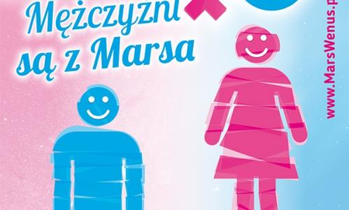 SHOW NEW Mężczyźni są z Marsa Kobiety z Wenus (Poznań)
