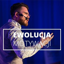 """SEMINARIUM SZKOLENIOWE """"Ewolucja Motywacji"""" - MATEUSZ GRZESIAK"""