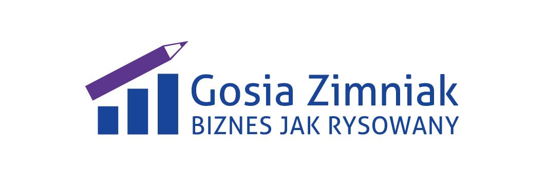 Biznes jak rysowany Gosia Zimniak