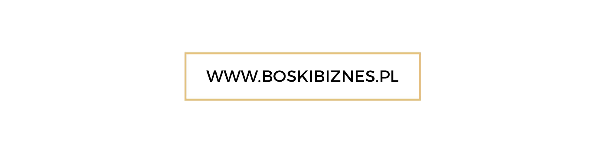 boski biznes