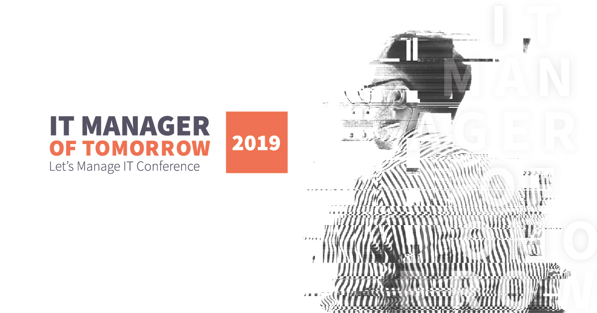 IT manager of Tomorrow 2019