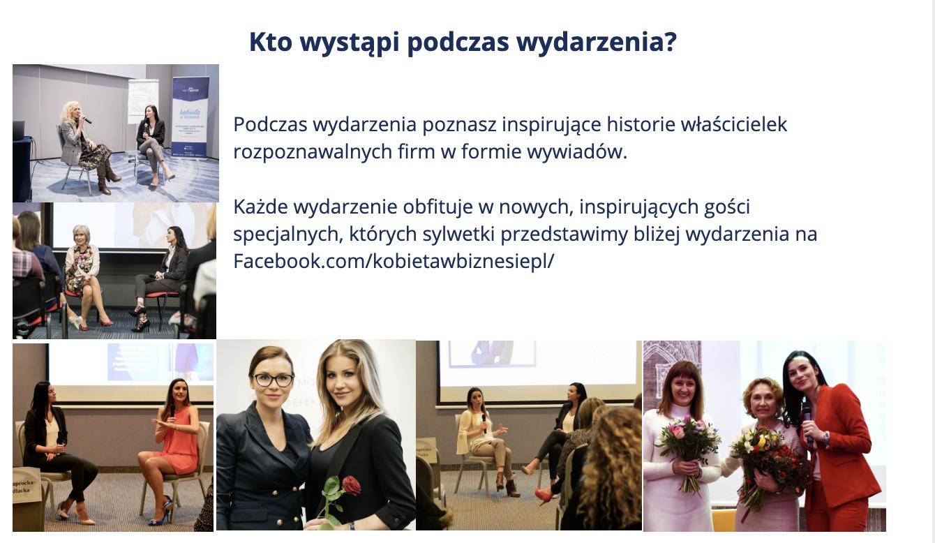 45d4e4014c0aee KOBIETA W BIZNESIE - WARSZAWA 23.05.2019 Poznaj kobiety biznesu i ...