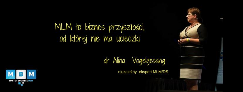 Alina Vogelgesang ekspert MLM/DS