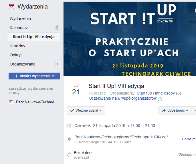Start It Up-FB
