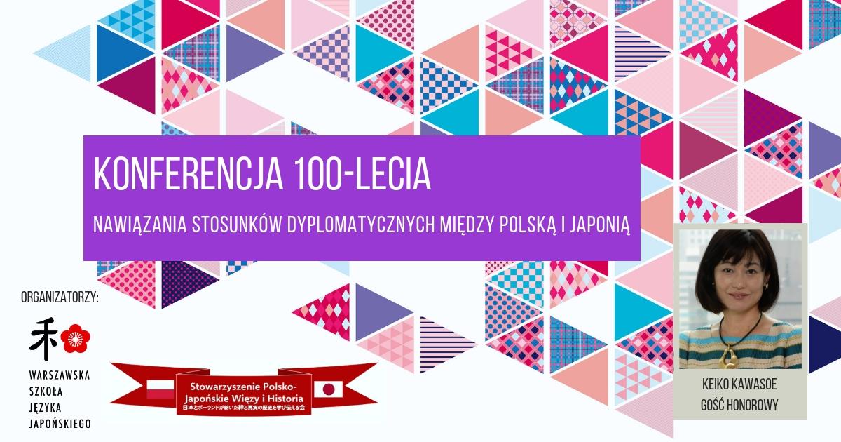 Konferencja 100-lecia nawiązan...